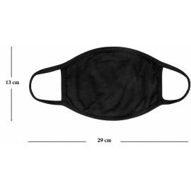 Masca de protectie reutilizabila, set 3 bucati, bumbac 100%