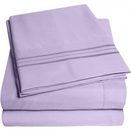 Set lenjerie de pat, cearceaf cu elastic, brodata, bumbac 100%, gri